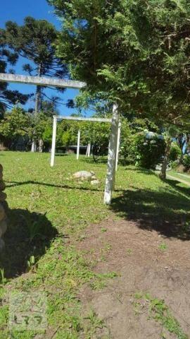 Chácara residencial à venda, Faxina, São José dos Pinhais. - Foto 8