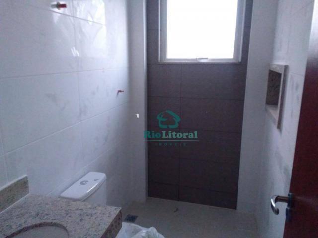 Casa com 3 dormitórios à venda, 115 m² por R$ 370.000 - Ouro Verde - Rio das Ostras/RJ - Foto 15