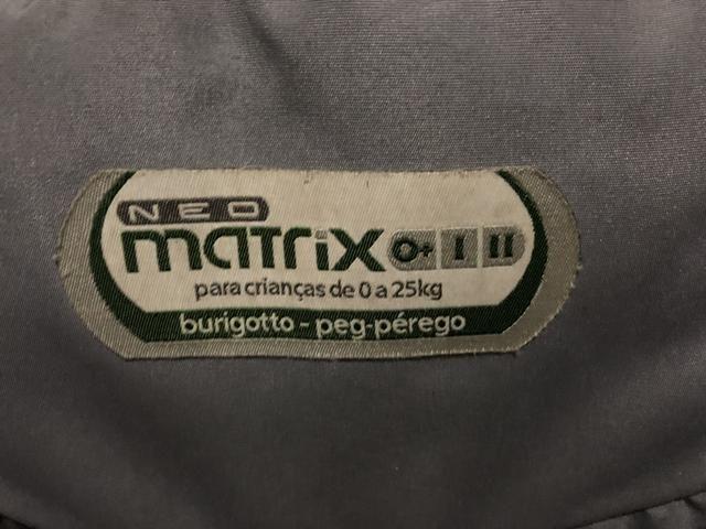 Cadeira para auto/carro para criança Burigotto