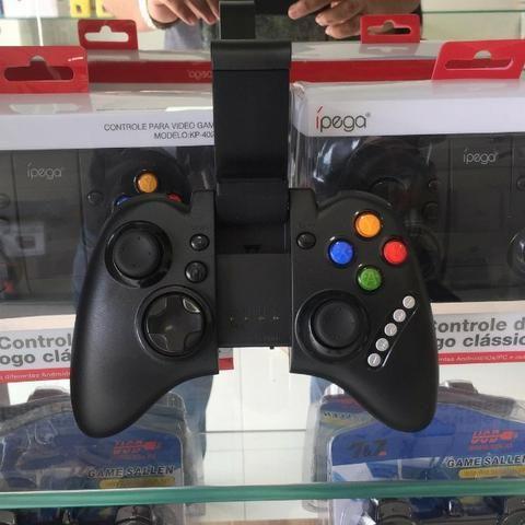GamePad Para celular Ípega 9027( Loja na Cohab)-Total Segurança na Sua Compra. Adquira Já