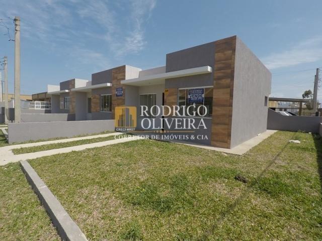 Casa à venda com 2 dormitórios em Albatroz, Imbe cod:377 - Foto 2