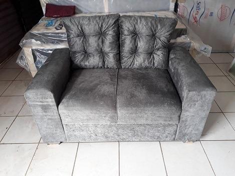 Entregamos Ainda Hoje Na Sua Residencia!!Lindo Sofa Ideal para Ambientes Pequenos 399,00 - Foto 2