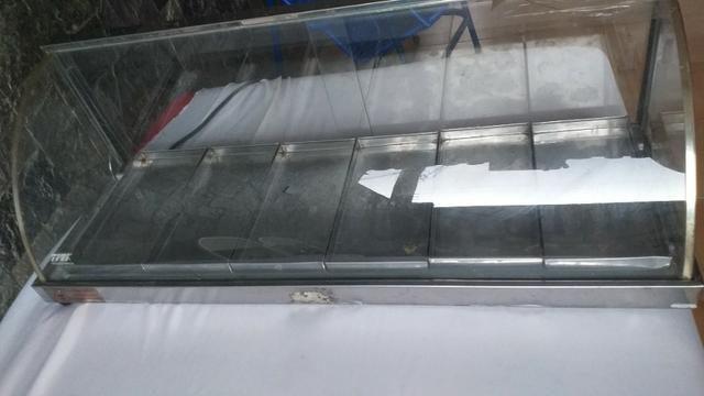 Estufa de salgados com 6 bandejas - Foto 2