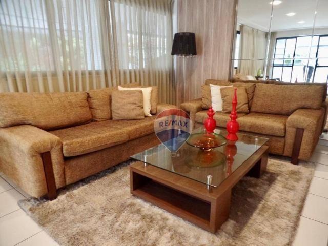 Apartamento com 3 dormitórios à venda, 97 m² por R$ 400.000,00 - Tirol - Natal/RN - Foto 16