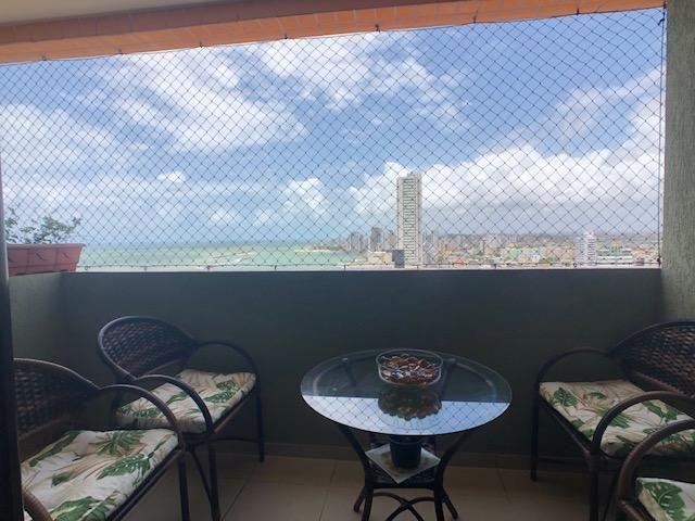 Apartamento 127m2, 3 quartos, 1 suíte, lazer completo, Beira-Mar de Olinda - Foto 2