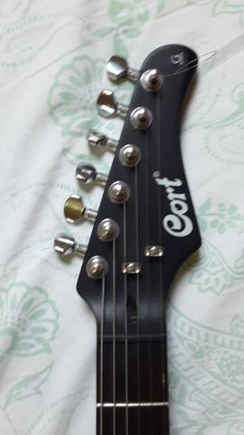 Guitarra Elétrica G50ht Opr - Cort - Foto 3