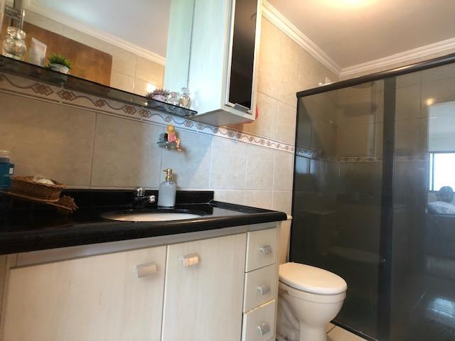 Apartamento 127m2, 3 quartos, 1 suíte, lazer completo, Beira-Mar de Olinda - Foto 10