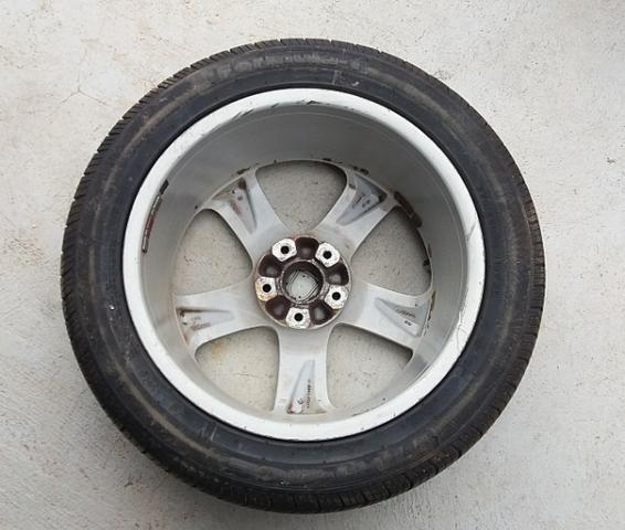 Roda Porsche Cayenne 275/45 R20 com Pneu - Foto 5