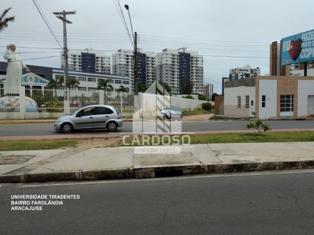 Terreno de 900m² em frente à Unit, na Farolândia, Aracaju/SE - Foto 4
