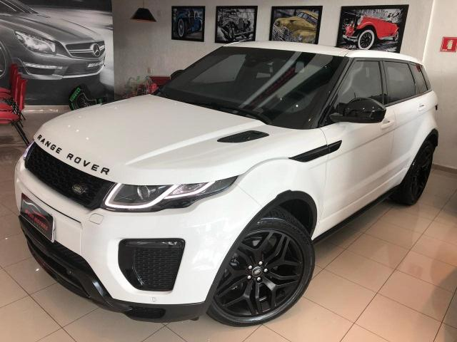 0a7a8f84da88b LAND ROVER RANGE ROVER EVOQUE 2018 2018 2.0 HSE DYNAMIC 4WD 16V GASOLINA 4P  AUTOMÁTICO