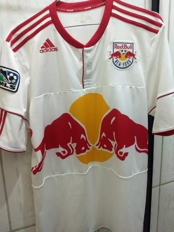 714e832ddade2 Camisa de time new york red bull - Esportes e ginástica - Riacho ...