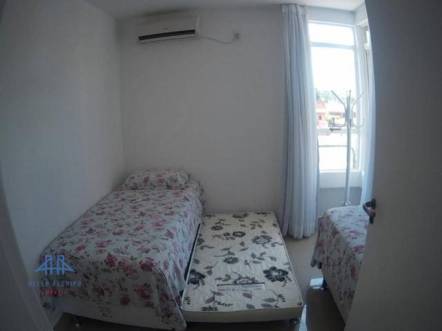 Apartamento com 3 dormitórios à venda, 78 m² por r$ 420.000 - canasvieiras - florianópolis - Foto 14