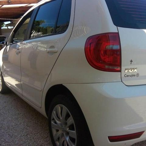 VW Fox 2013 Trendline Flex 1.6 - direção hidráulica, vidros elétricos e travas elétricas