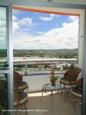 Apartamento Residencial SANTIAGO, Triângulo, Juazeiro do Norte. - Foto 14