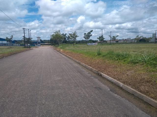 Vende-se de esquina,de frente para a BR 230,terreno comercial 470mts,cidade jardim - Foto 3
