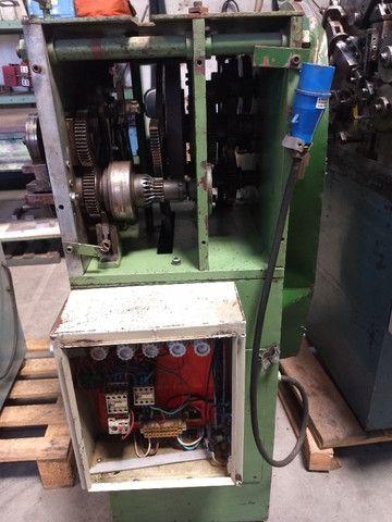 Máquina para produzir molas Carjac MC1 arame de 0,5 a 1,6 mm - Foto 4