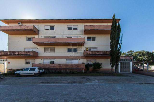 Apartamento para alugar com 3 dormitórios em Tres vendas, Pelotas cod:4656