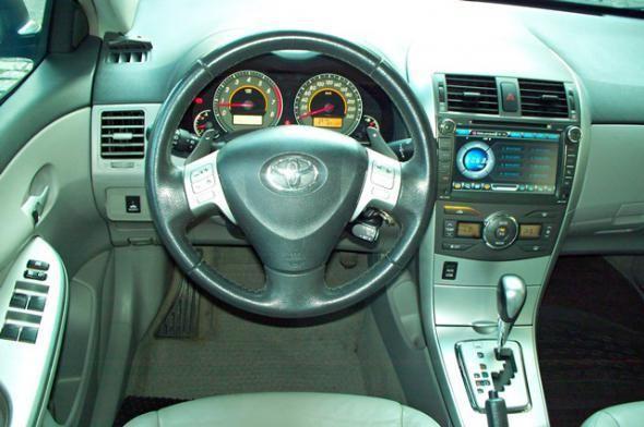 Toyota Corolla XEi 2.0 Flex 16V Aut. 2011/2012 - Foto 10