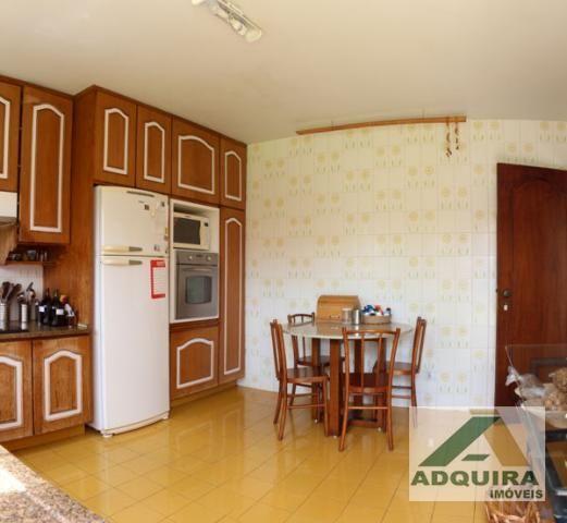 Casa sobrado com 4 quartos - Bairro Estrela em Ponta Grossa - Foto 15