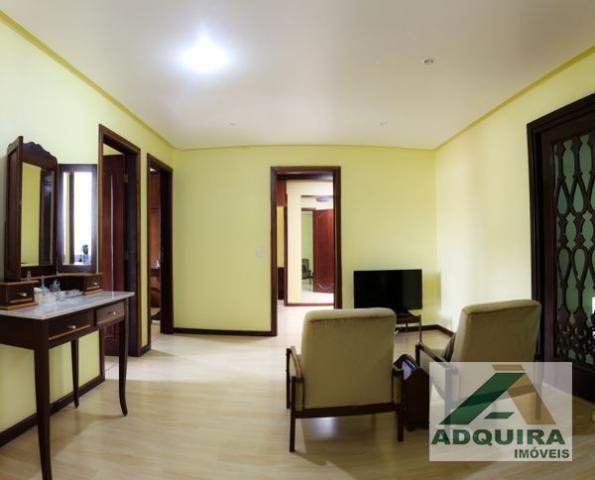Casa sobrado com 4 quartos - Bairro Estrela em Ponta Grossa - Foto 3