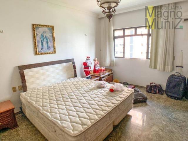Apartamento com 4 dormitórios para alugar, 303 m² por R$ 4.200,00/mês - Aldeota - Fortalez - Foto 13