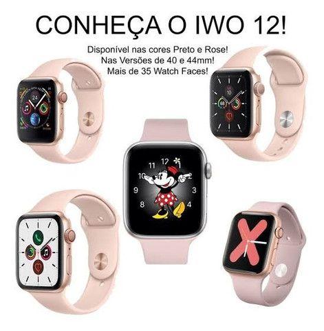 Iwo 12 Pro Rose 40mm. Última Unidade! Preço abaixo do mercado! Apple Watch