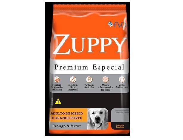 Ração premium especial Zuppy 20 kg - Foto 2