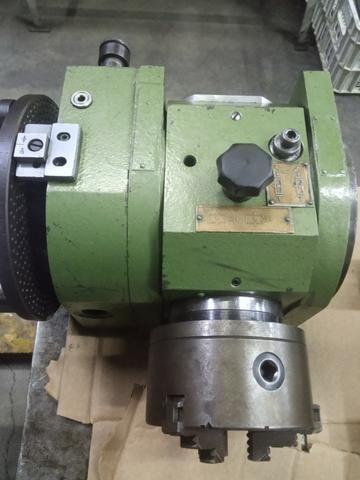 Cabeçote divisor para fresadora - Foto 6