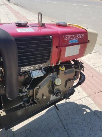Micro Trator Yanmar Semi-Novo!! - Foto 4