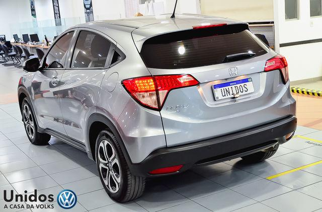 Honda HR-V LX (CVT) 1.8l 16V i-VTEC (Flex) (Auto) - Foto 4