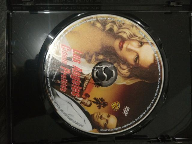 DVD Los Angeles Cidade Proibida - Foto 3