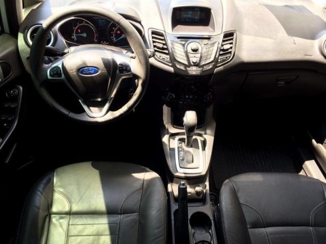 Ford New Fiesta TITANIUM AUTOM. 1.6 4P - Foto 8