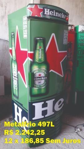Freezer Congelador Cervejeira Expositor - Foto 6