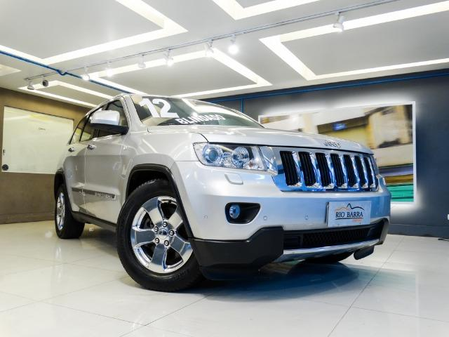 Jeep Grand Cherokee Limited 3 6 4x4 V6 Aut 2012 706285517 Olx