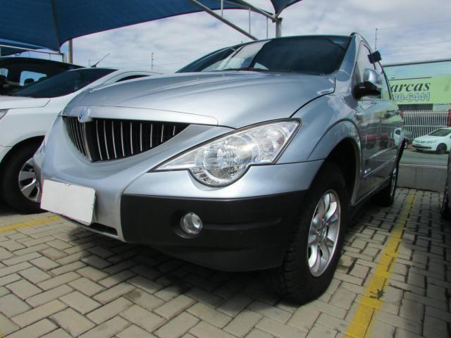 ACTYON 2010/2010 2.3 GL 4X2 16V 150CV GASOLINA 4P AUTOMÁTICO
