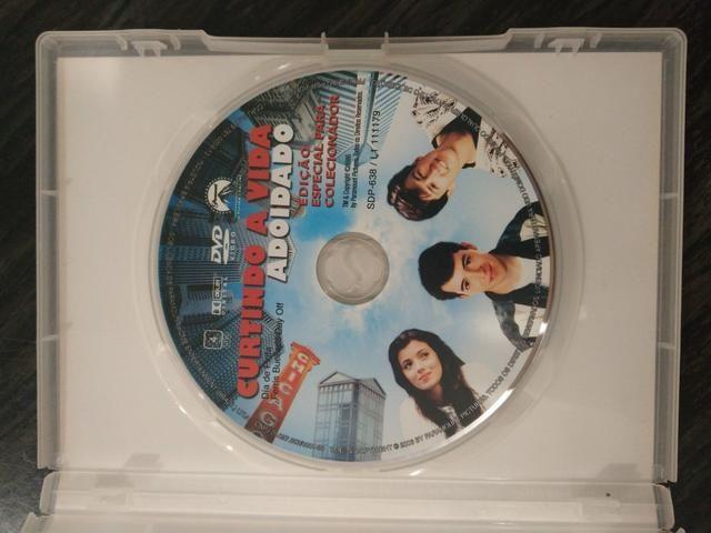 DVD Curtindo a Vida Adoidado - Foto 3