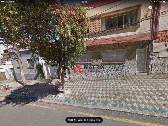 Terreno residencial à venda, centro, curitiba - te0743. - Foto 5