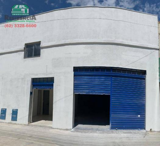 Galpão para alugar, 300 m² por R$ 6.500/mês - Setor Central - Anápolis/GO