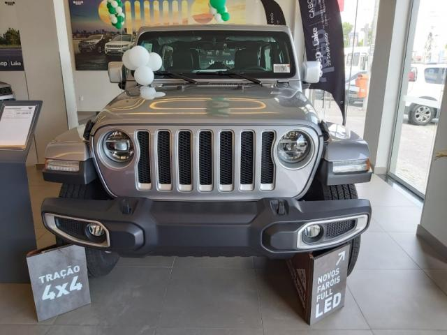WRANGLER SAHARA UNLIMITED OVERLAND 4X4 2.0 AT8 TUR - Foto 2