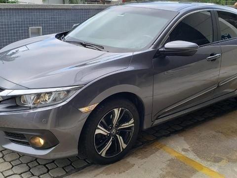 Honda civic ( 2.0 16V FLEXONE EXL 4P CVT )