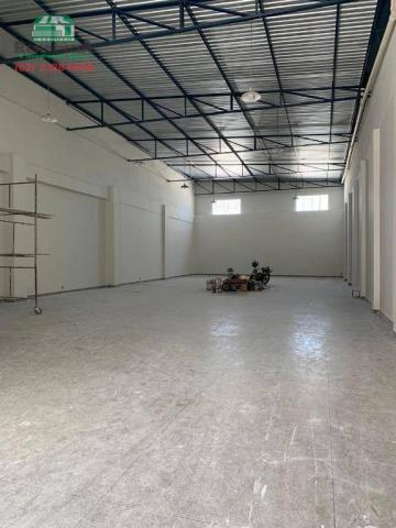 Galpão para alugar, 300 m² por R$ 6.500/mês - Setor Central - Anápolis/GO - Foto 8
