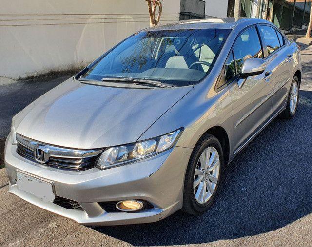 Honda Civic LXR 2.0 - 2014 - Foto 10