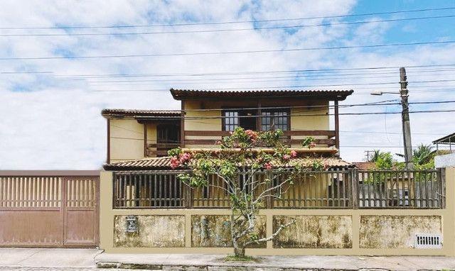 Casa com 03 quartos e quintal, Vila Campo Alegre em Barra de São João