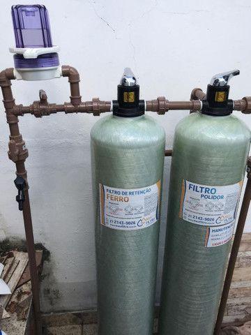Sistema de tratamento de água - Retiramos ferro da água - Foto 2