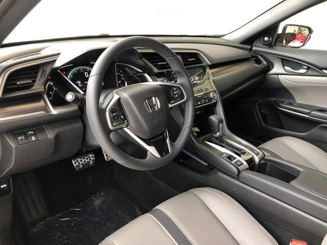 Honda Civic Touring 1.5 2021/2021 Zero Km - Foto 9