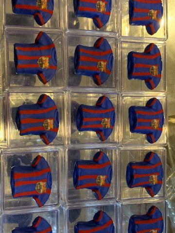 Artigos festa tema Barcelona