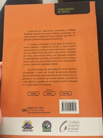 Livro Tabelionato de Notas - Foto 2