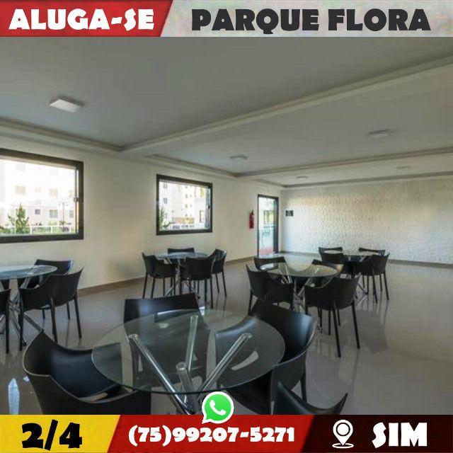 Parque Flora 2/4-Com Armários Na-Cozinha e Banheiro-Bairro-Sim-Feira de Santana-BA - Foto 16