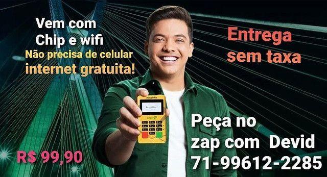 PROMOÇÃO! Minizinha Bluetooth e Minizinha Chip Wi-Fi (Entrega sem Taxa! ) - Foto 3