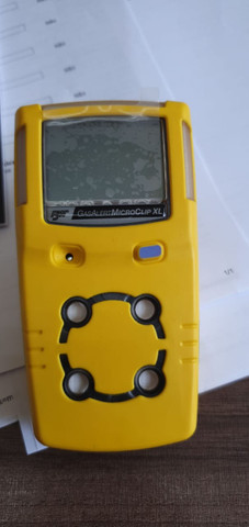 Detector 4 gases 2.875.00
